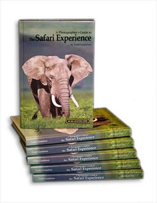 Safari Photography Book